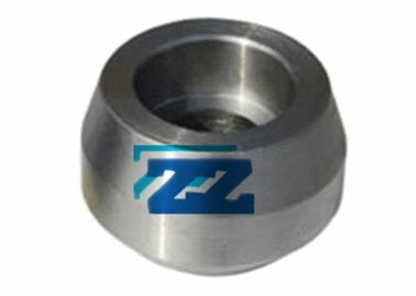 ASTM A182 F304 OLET Pipe Fittings Galvanized Surface Customized Dimensions