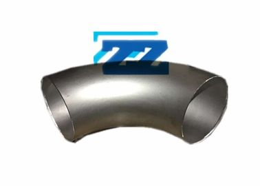 "12 "" STD ASTM A403 WP316 Long Radius Elbow , ASME B16 9 Stainless Steel 90 Degree Elbow"