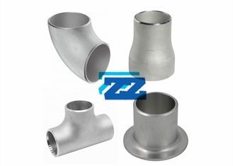 "Schedule 40 Butt Weld Pipe Fittings 6 "" Elbow / Bend ASME B16 9 Thick Wall"