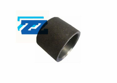 "BSP Threaded Full Coupling , 3 / 8 "" ASTM A105N Threaded Socket Weld Fittings"