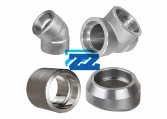 1 / 8 - 4 Inch Socket Weld Pipe Fittings Carbon Steel Material GB / T Standard