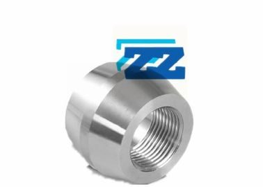 316 SS Threaded Outlet Fitting , NPT DN80 X DN40 6000 LB Branch Connection Fittings