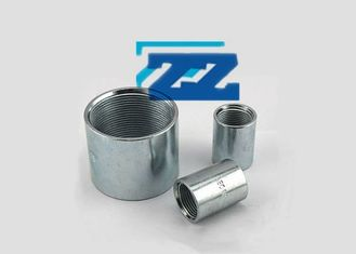 Anti Rust Oil Galvanized Steel Coupling , High Pressure Carbon Steel Pipe Coupling