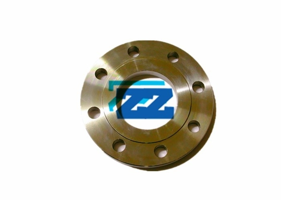 "Forged Socket Weld Flange 70 / 30 Copper Nickel Alloy 6"" Class 300 High Strength"