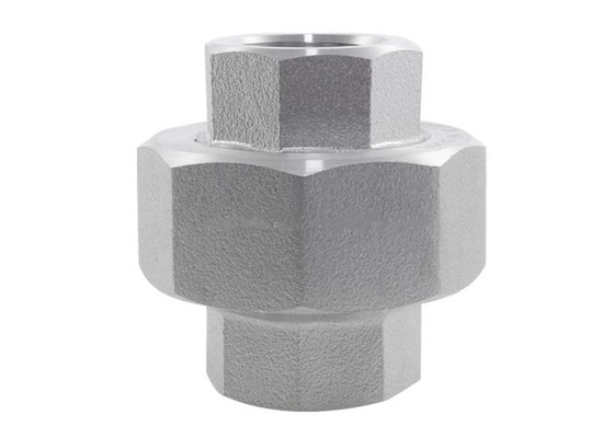 Corrosion Resistance Stainless Steel Pipe Fittings / Stainless Steel Tube Fittings