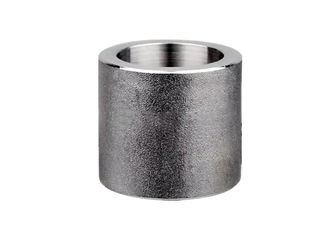 High Leakage Integrity Socket Weld Pipe Fittings Stainless Steel Coupling Anti Rust Surface