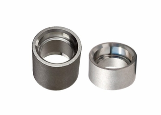 SS 316 Socket Weld Coupling Class 3000 Corrosion Resistance A182 F316 Material