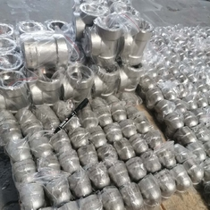 6000lbs Forging Elbow Socket Weld SS316 Pipe Fittings